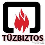 First Alert 2040WF tűz és vízálló adattároló kazetta