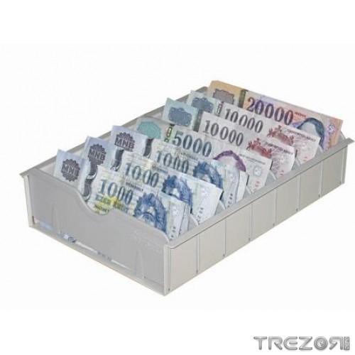 Banknote betétlapos bankjegytároló