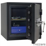 FireProfi-50 Premium tűzálló páncélszekrény