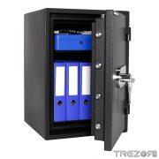 FireProfi-65 Premium tűzálló páncélszekrény