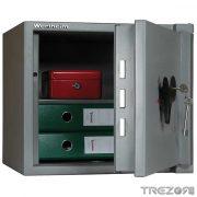 Wertiheim AG-10 páncélszekrény