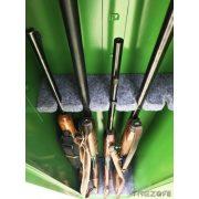 Artemisz fegyverszekrény kulcsos zárral