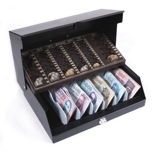 Cash-maxi forintos pénztárkazetta