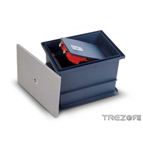 Technomax DF-4K padlószéf