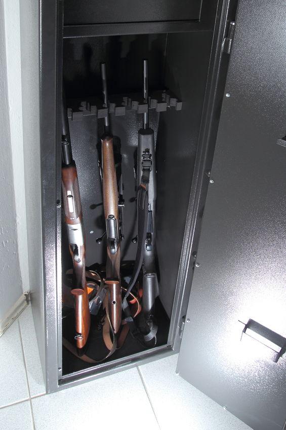 Optima-5 fegyverszekrény: Ha elsődleges a biztonság
