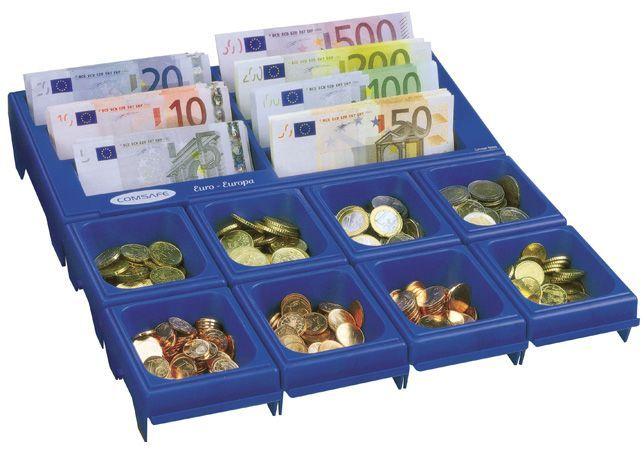 Cash-Notes érmetartó és bankjegytartó