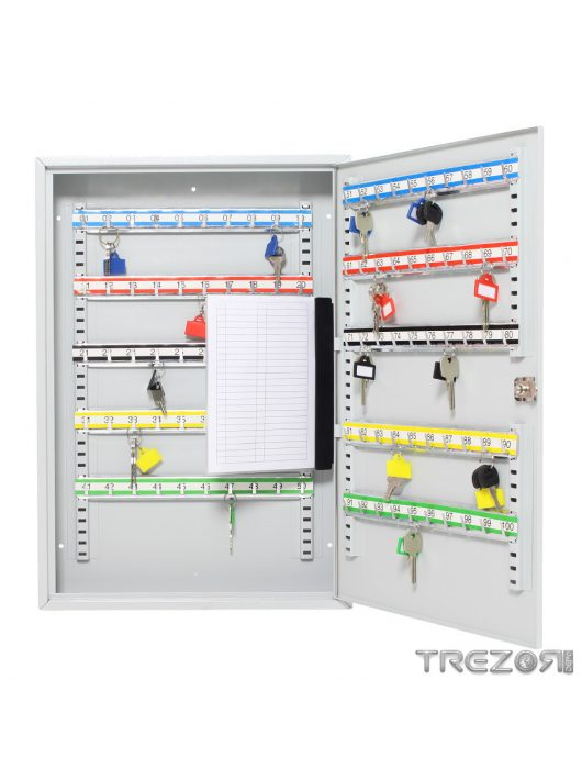 S-100 kulcsszekrény