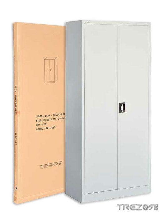 PT-185 lapraszerelt irattároló szekrény